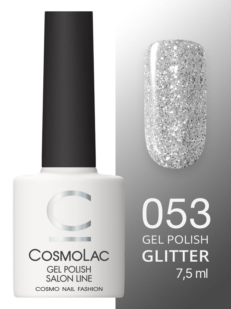 Гель-лак Cosmolac Gel polish №53 Алмазный иней
