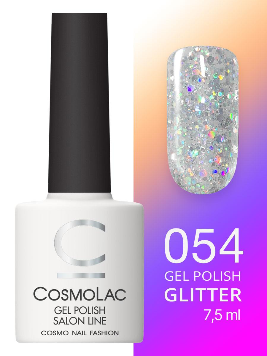 Гель-лак Cosmolac Gel polish №54 Северное сияние