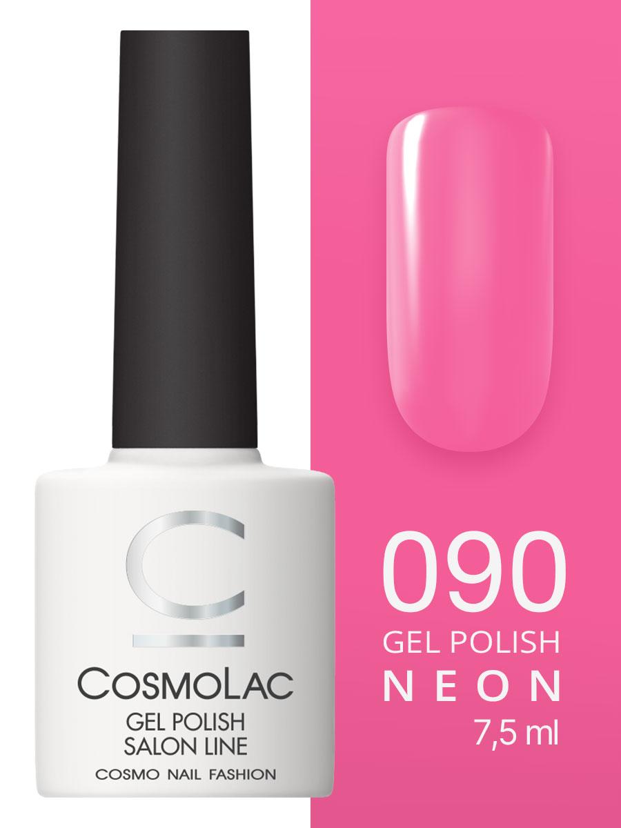 Гель-лак Cosmolac Gel polish №90 Цветущая сакура