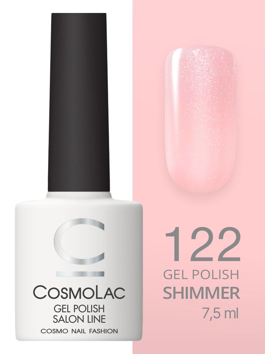 Гель-лак Cosmolac Gel polish №122 Нежный букет