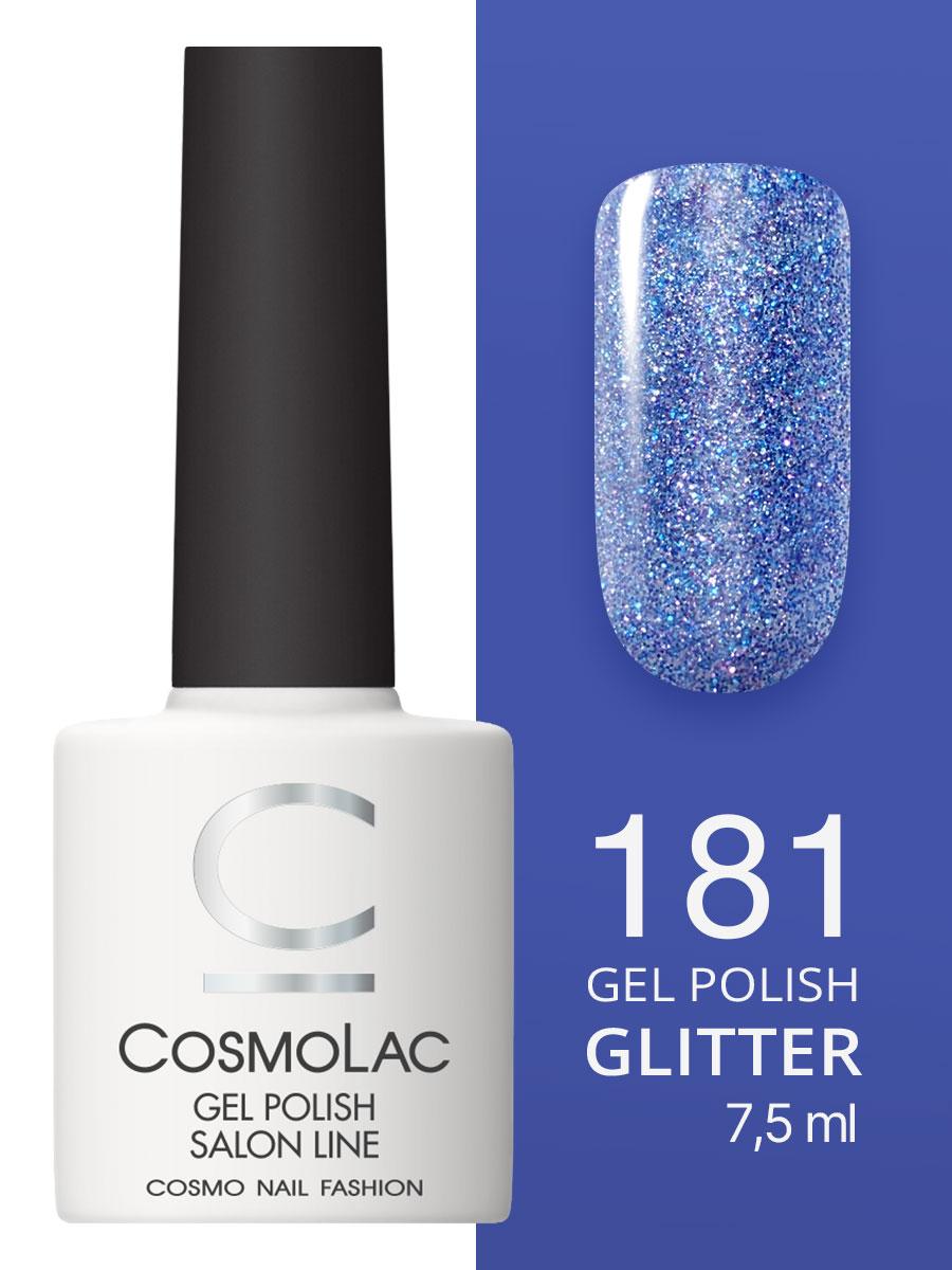 Гель-лак Cosmolac Gel polish №181 Бермудский треугольник