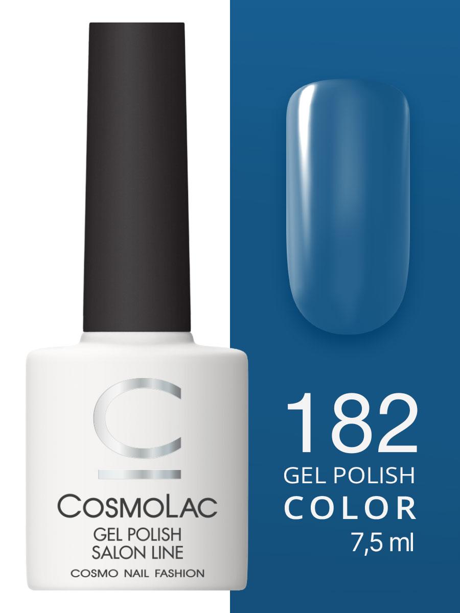Гель-лак Cosmolac Gel polish №182 Ветер перемен