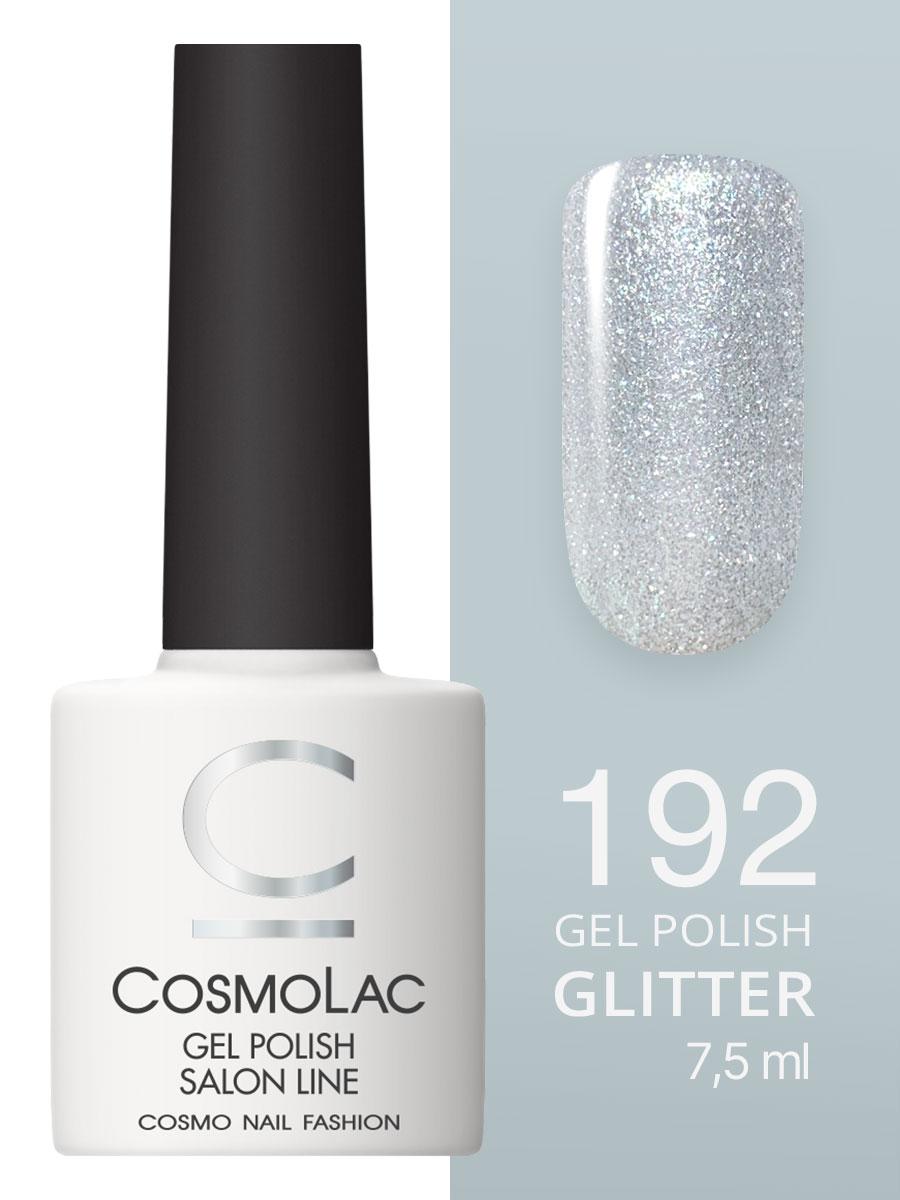 Гель-лак Cosmolac Gel polish №192 Морозный узор