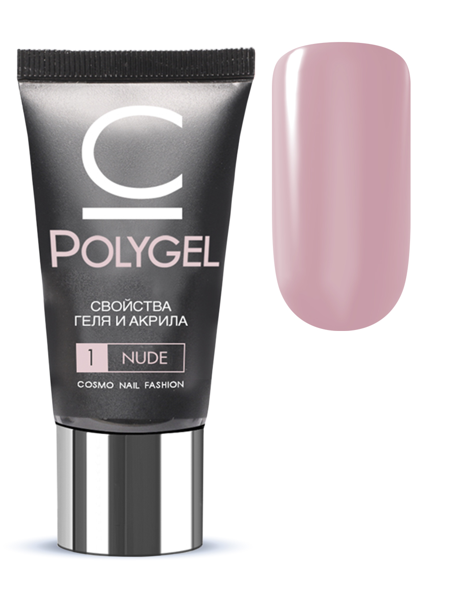 Полигель Cosmolac Polygel №1 Nude