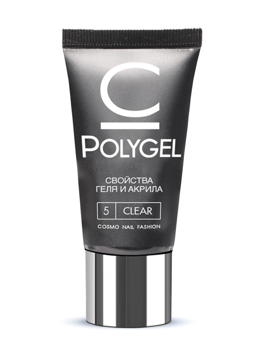 Полигель Cosmolac Polygel №5 Clear