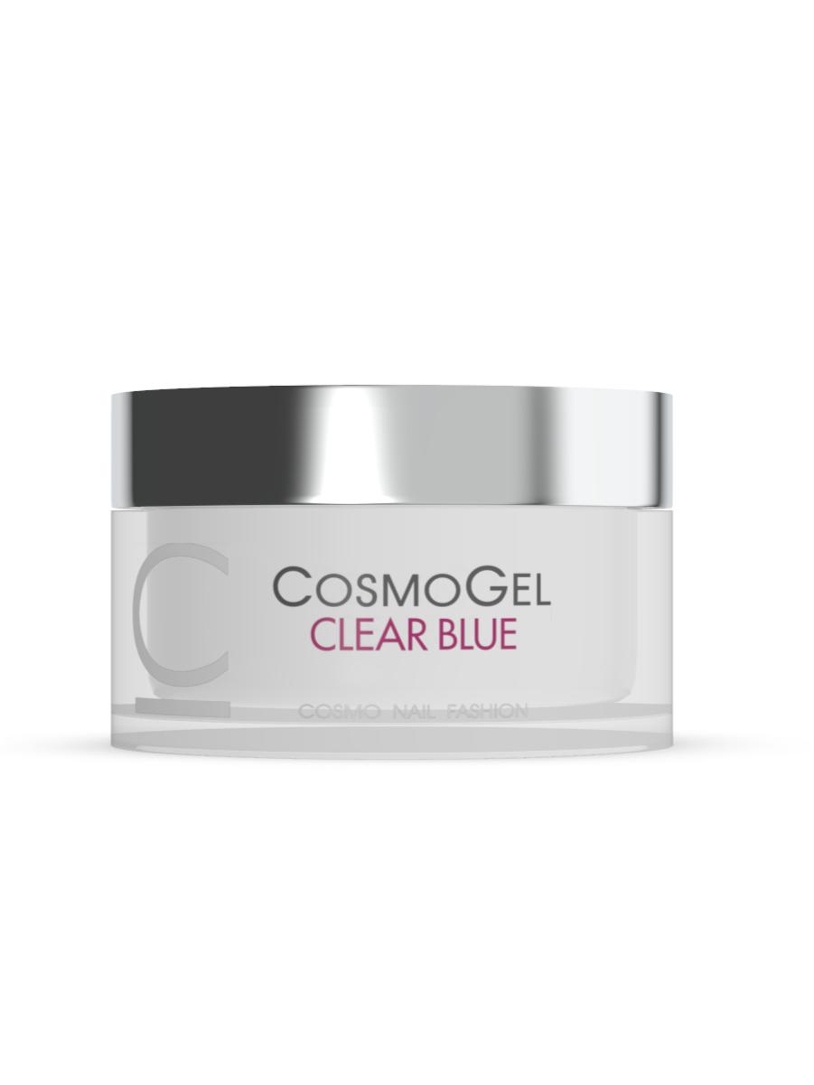 Гель для наращивания Cosmogel Builder CLEAR BLUE