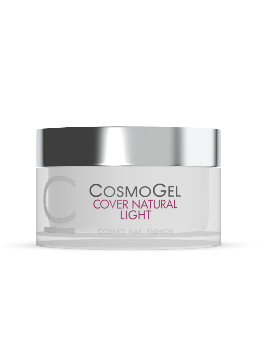 Гель для наращивания Cosmogel Builder COVER NATURAL LIGHT