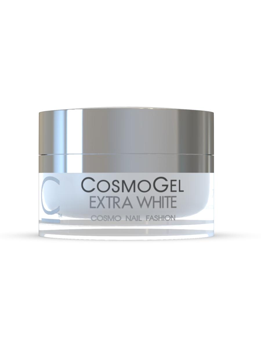 Гель для наращивания Cosmogel Builder EXTRA WHITE