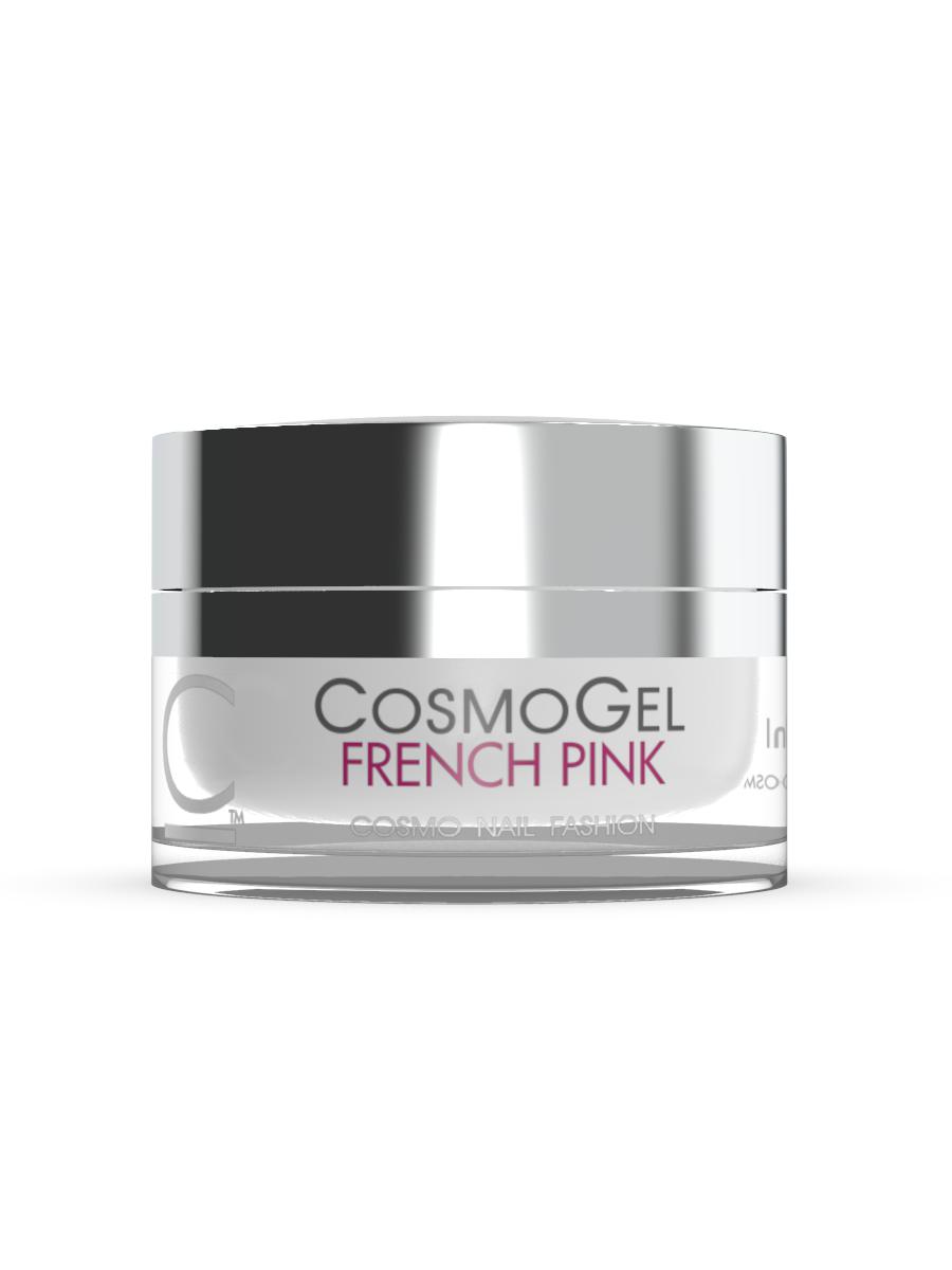 Гель для наращивания Cosmogel Builder FRENCH PINK