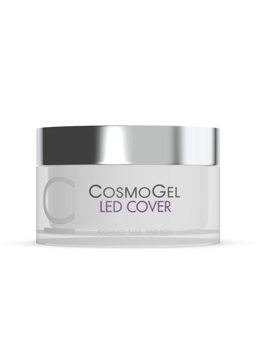 Гель для наращивания Cosmogel Builder LED COVER