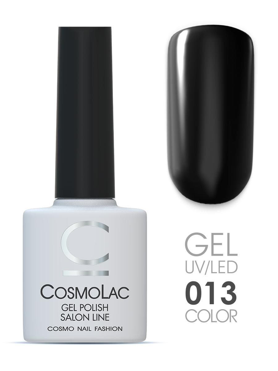 Гель-лак Cosmolac Gel polish №13 Блэкджек