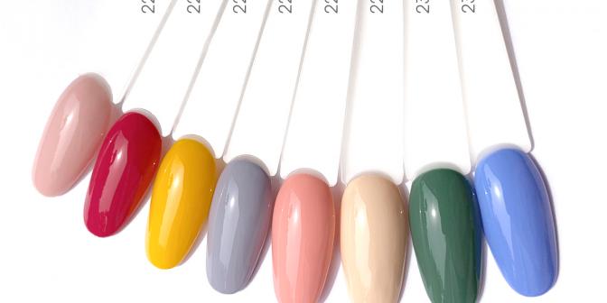 Коллекция гель-лаков Звучание цвета