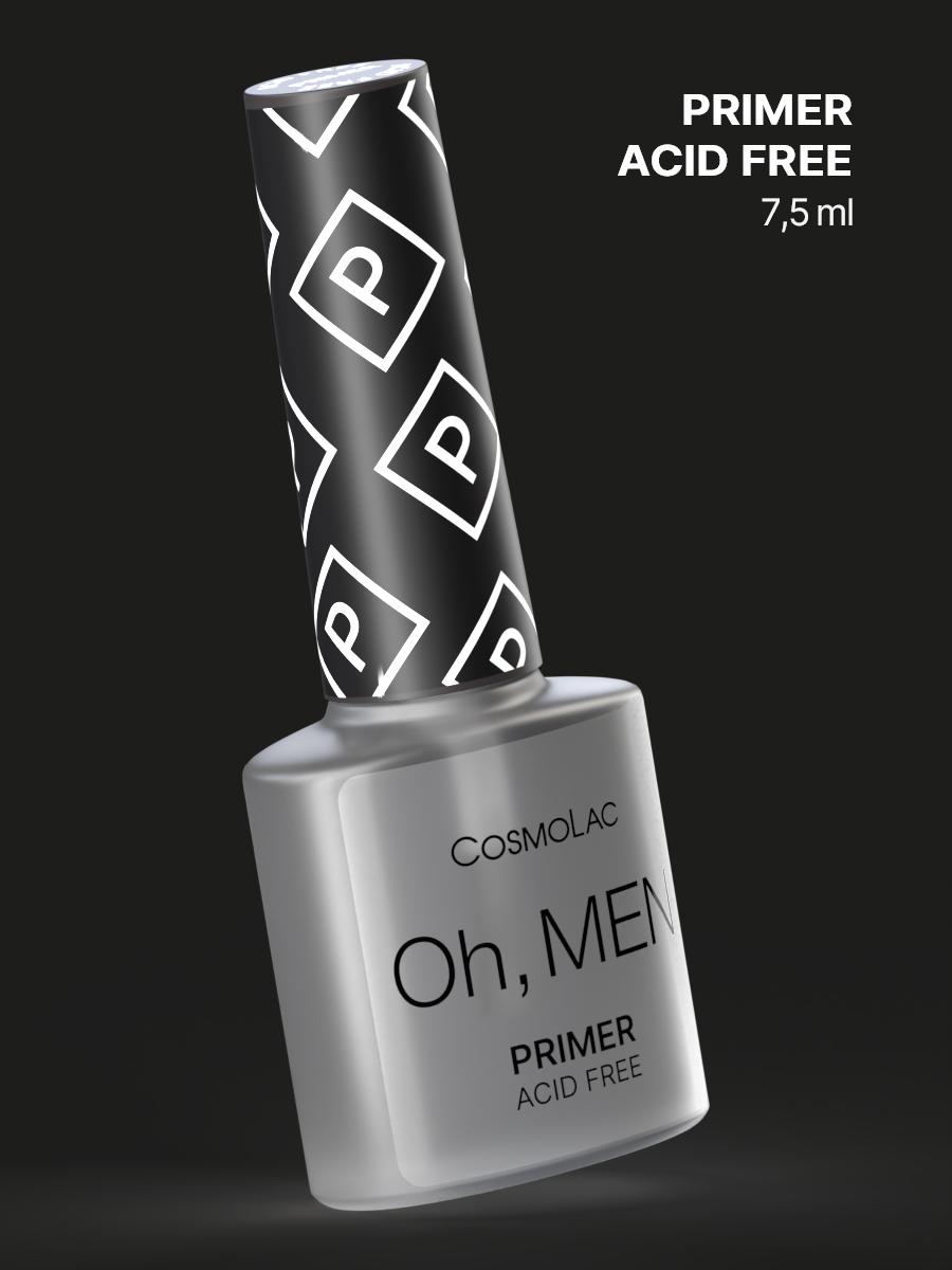 CosmoLac Men Line Праймер бескислотный Primer ACID FREE